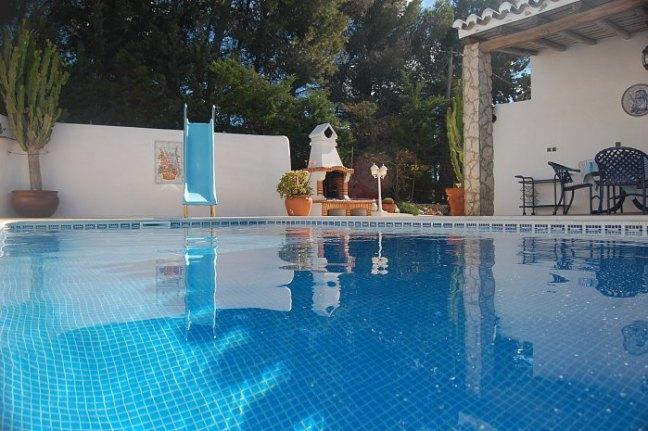 Casa Rostra Pool