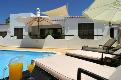 Family Villa in Carvoeiro