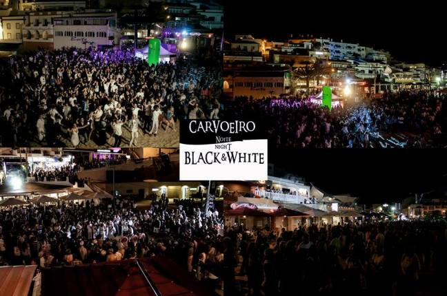 Black & White Night, Carvoeiro