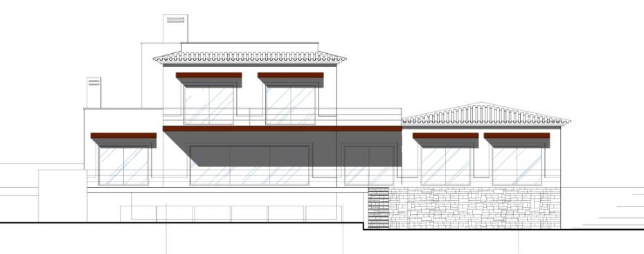 Casa Do Sul Lote 3, Carvoeiro New Build