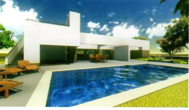 Modern Off Plan Villa in Carvoeiro