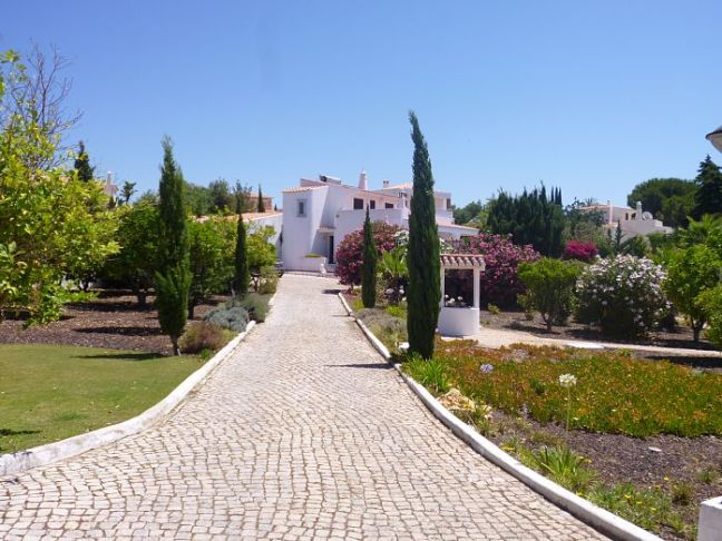Large Villa Carvoeiro Algarve