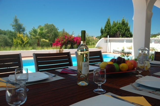 Lunch for all the family Carvoeiro